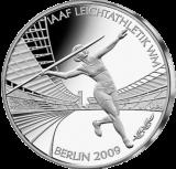 10 Euro - IAAF-Leichtathletik-WM Berlin (2009 - Spgl.)
