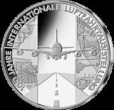 10 Euro - 100 Jahre Int. Luftfahrtausstellung (2009 - Spgl.)