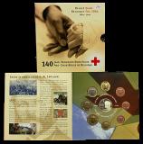 Belgien - KMS 2004 - 140 Jahre Belg. Rotes Kreuz