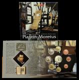 Belgien - KMS 2012 - Muesum Plantin-Moretus
