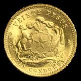 20 Pesos Chile