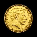 Dänemark - 10 Kronen - Christian X - 1917