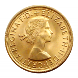 Großbritannien - 1 Sovereign - Elisabeth II