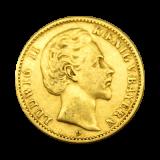 J 193 - 10 Mark Bayern - Ludwig II