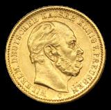 J 246 - 20 Mark Preußen - Wilhelm I - 1874 C
