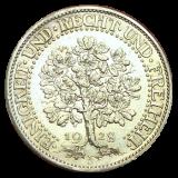 J 331 - 5 RM - Eichbaum 1928 - F (ss)