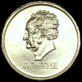J 351 - 5 RM - Goethe 1932 - J (vz)