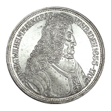 J 390 - 5 DM Markgraf v. Baden 1955