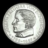 J 391 - 5 DM Freiherr v. Eichendorff 1957