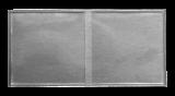 Münz-Doppeltasche (110 x 54 mm)