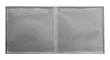 MssAcircfrac14nz-Doppeltasche 110 x 54 mm