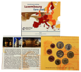 Luxemburg - Euro-KMS 2008