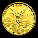 1/10 Oz. Mexiko - Libertad (Versch. Jg.)