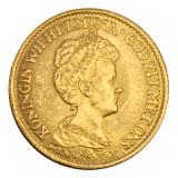 Niederlande - 10 Gulden - Wilhelmina (1911-1917)