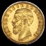 Rumänien - 20 Lei - Carol I - 1890