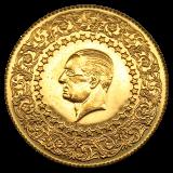 Türkei - 100 Kurush 1972 - Kemal Atatürk
