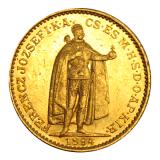 Ungarn - 20 Korona - St. Herrscher (Nachprägung)