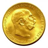 Österreich - 100 Kronen - 1915 (Nachprägung)