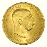 Österreich - 20 Kronen - 1915 (Nachprägung)