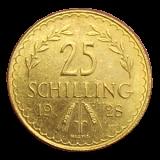 Österreich - 25 Schilling