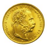 Österreich - 8 Florin - 1892 (Nachprägung)